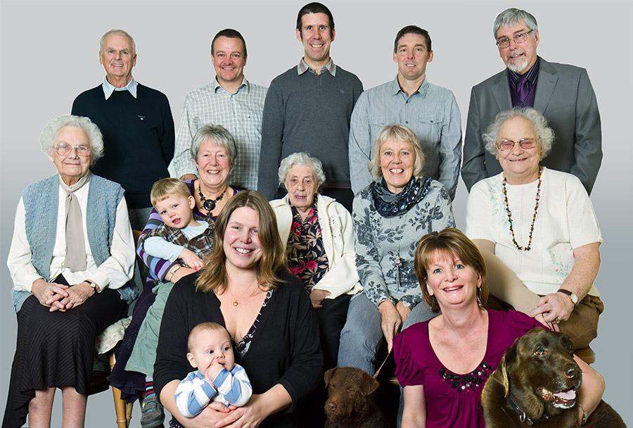 Family 4 Gens